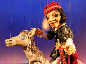 Meister Pedros Puppenspiel - Eine Kooperation der Deutschen Oper am Rhein mit dem Düsseldorfer Marionetten-Theater